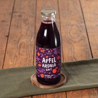Apfel-Aronia-Saft Bio