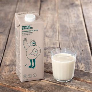 MF Organic Oat Milk Barista