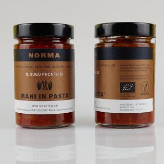 Bio Tomaten-Sauce