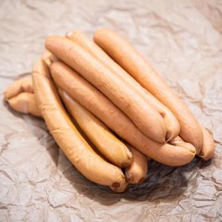 Wiener mit Bergkäse