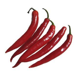 Chili Pepperoni rot