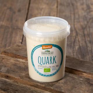 Quark aus Rohmilch stichfest 3,8%