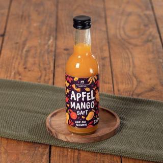 Apfel-Mango-Saft MINI