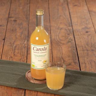 Apfelsaft Carola, sortenrein