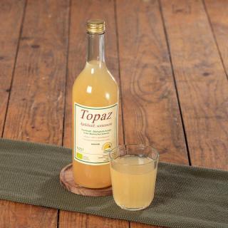 Apfelsaft Topaz sortenrein