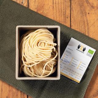 Spaghetti chitarra, frisch - vegan