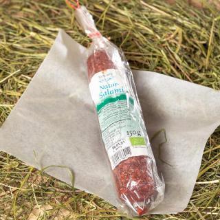 Salami vom Rind (Rind/Schwein)