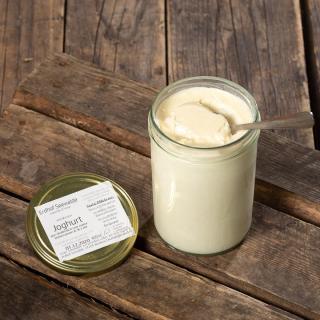 Joghurt stichfest