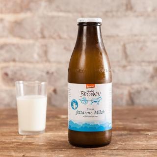 Milch fettarm Flasche 1,5%