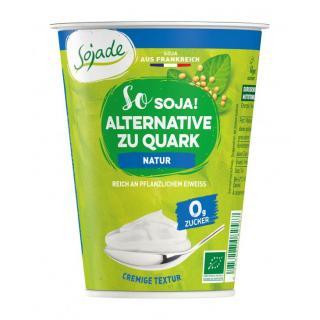 Sojade Quark Natur