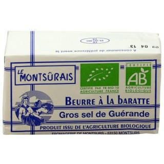 Butter gesalzen - Beurre gros sel