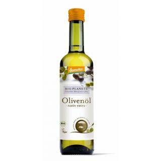 Demeter Olivenöl, nativ extra  500ml