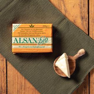 Alsan Pflanzen-Margarine