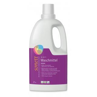 Waschmittel flüssig Lavendel