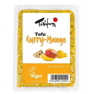 Curry Mango Tofu 200g Taifun