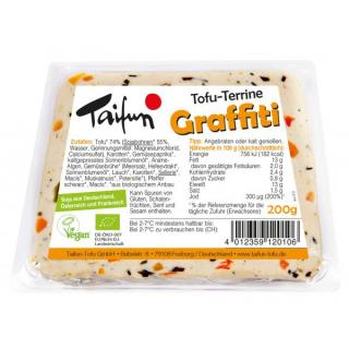 Graffiti Terrine
