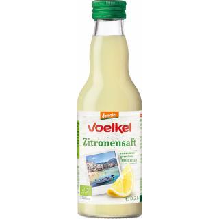 Zitronensaft  0,2Ltr