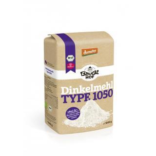 Dinkelmehl T1050, dunkel, Demeter  1kg