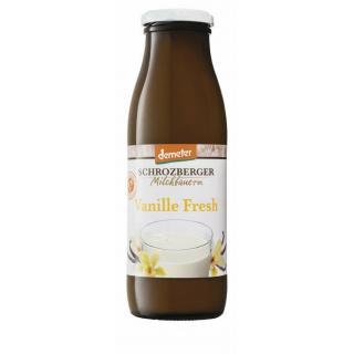 SZ Vanille fresh 3,8% 0,5l Flasche