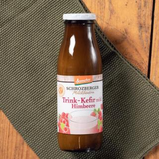 SZ Trink-Kefir mild Himbeere 0,5l