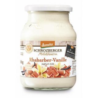 Joghurt Rhabarber | Glas