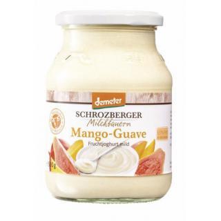 Joghurt Mango-Guave | Glas