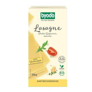 Lasagne Platten, semola (hell)  250g