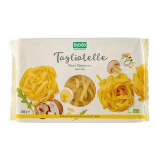 byodo Tagliatelle - Nester, 250 gr Packung -hell-
