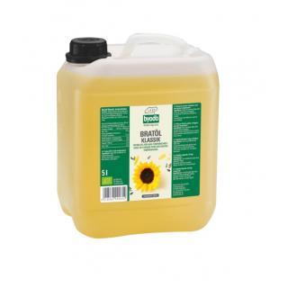 Bratöl Klassik desodoriert