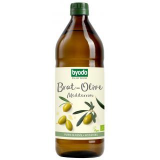 Brat-Olive mediterran, desodoriert