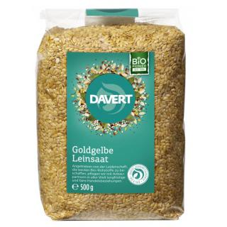 Goldgelbe Leinsaat  500g