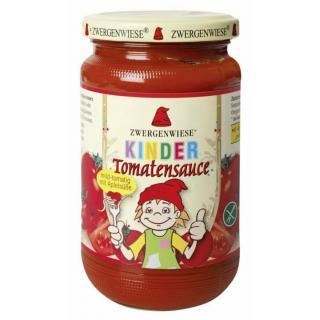 Kinder Tomatensauce, ohne Zucker