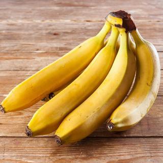 Bananen gelb-grün