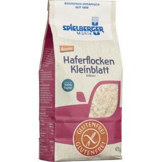 Glutenfreie Haferflocken Kleinblatt