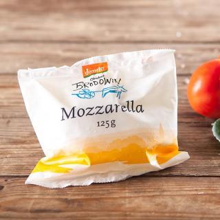 Mozzarella im Beutel