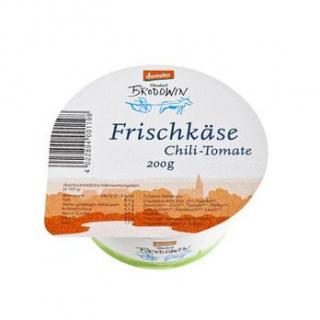 Frischkäse Chili-Tomate 200g