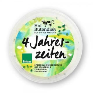 Butendieker Kräuterquark 4-Jahreszeiten