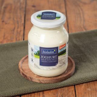 Demeter Joghurt mild 3,5%