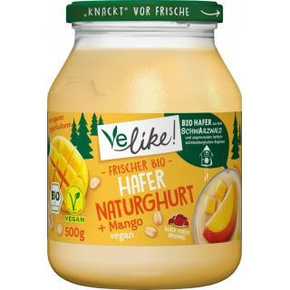 Hafer Joghurt Mango | Glas