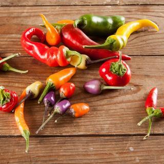 Chili Mix rot/gelb