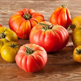 Historischer Tomatenmix
