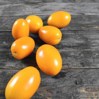 Cherryromatomaten gelb