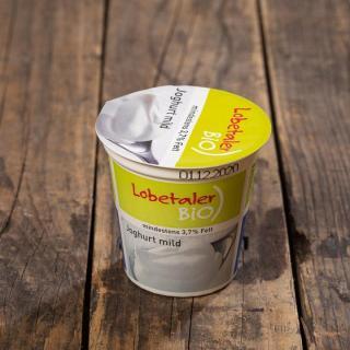 Joghurt natur 3,7% Becher
