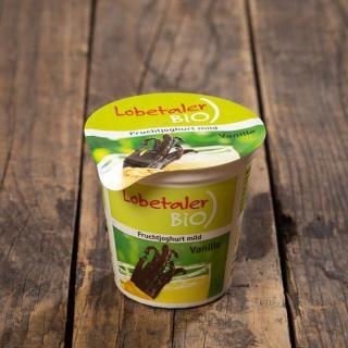 Joghurt Vanille 3,7% Becher