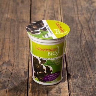 Joghurt Schw. Johannisbeere 3,7% Becher