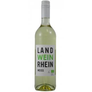 Landwein Rhein Weiß  0,75Ltr