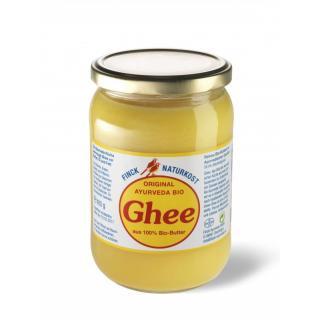 Ghee / Reines Butteröl | Glas