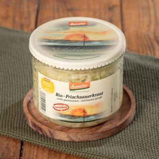 Sauerkraut Frischkost im Glas