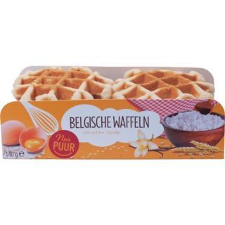 Belgische Vanillewaffel