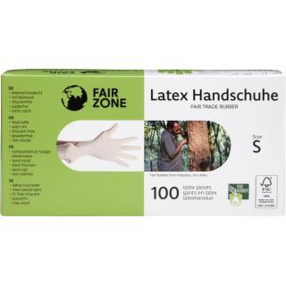 FairZone Einmalhandschuhe, Größe S, 100 St